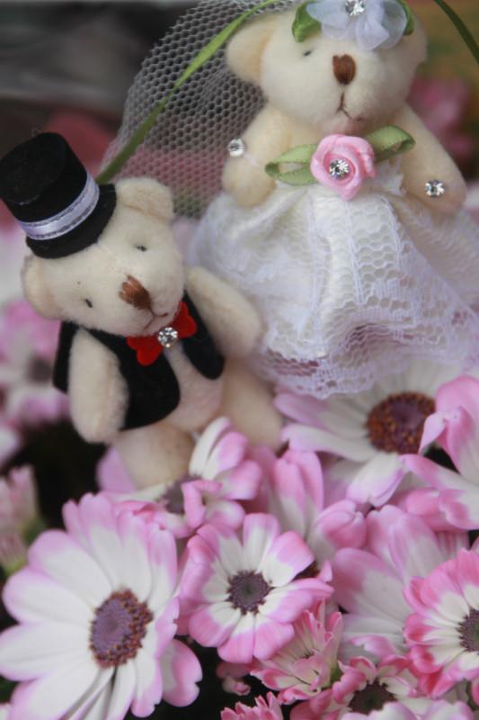 結婚のお祝いに☆