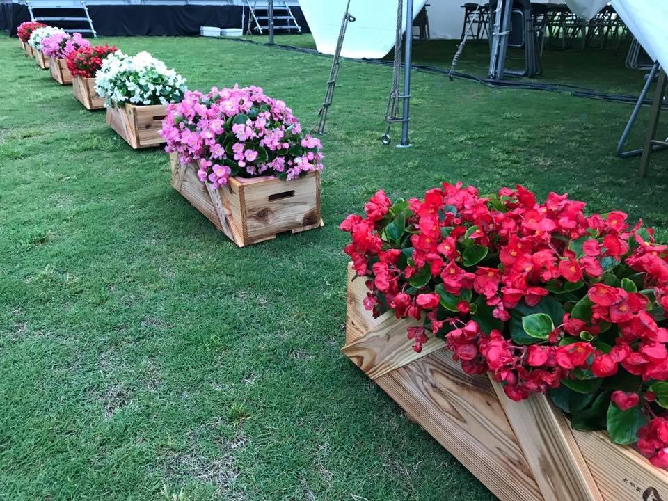 全国植樹祭会場の写真が届きました!!