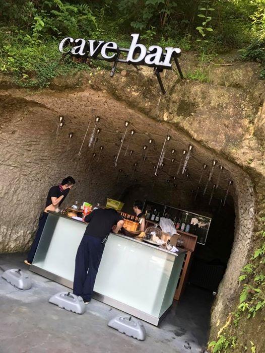 ☆洞窟BAR☆