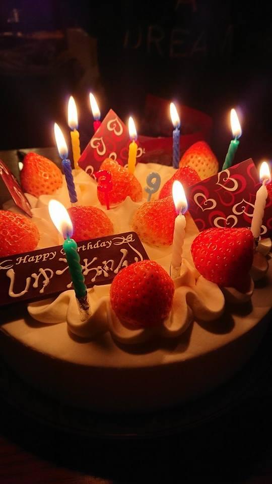 今年も幸せな誕生日♪