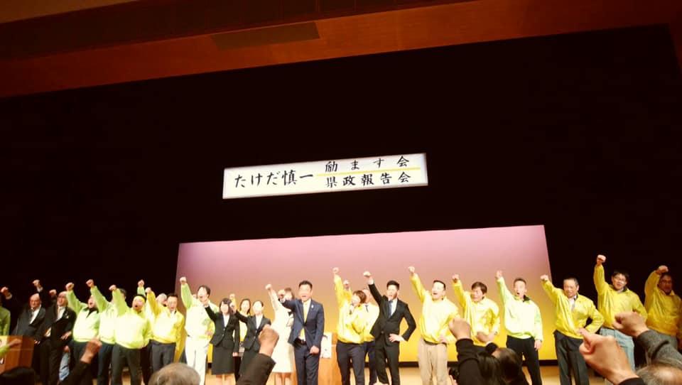 富山県議会選挙始まりました!!