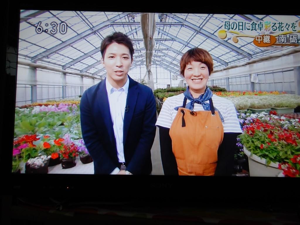 「NHKニュース富山人」放送模様☆