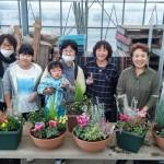 秋の寄せ植え教室シーズン突入!!