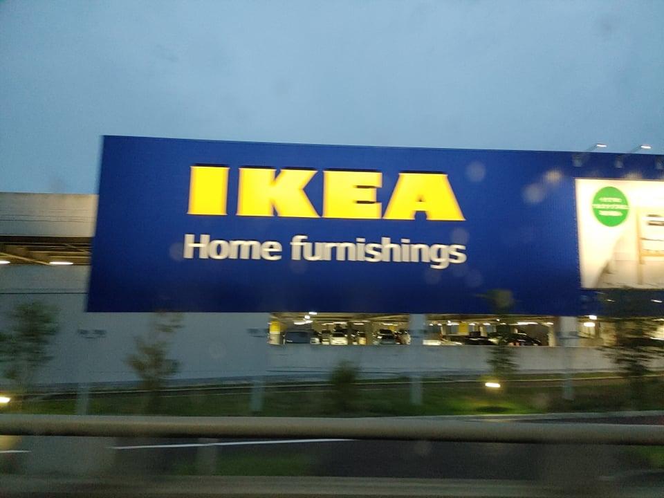 IKEAへゴーゴー☆